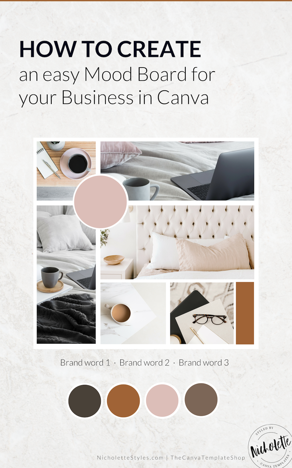 How To Create Your Mood Board In Canva