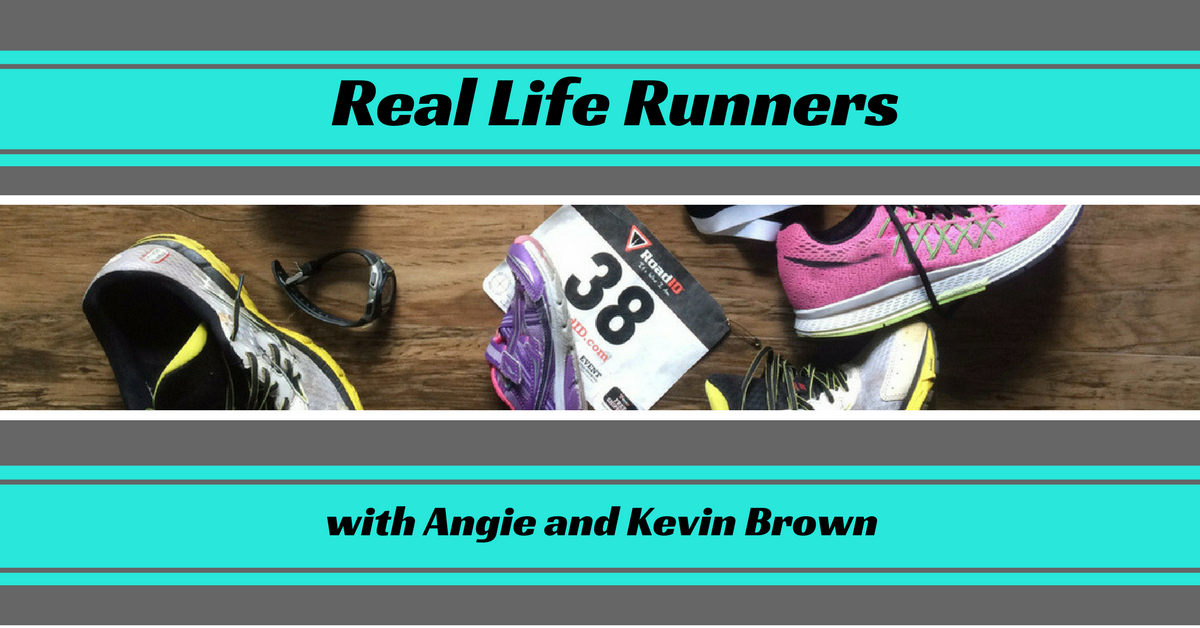 A Podcast made for real life runners