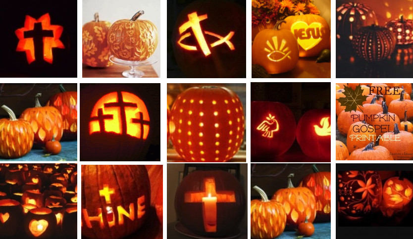 picture about Pumpkin Gospel Printable identified as Harvest Halloween: for Mission-Minded Family members