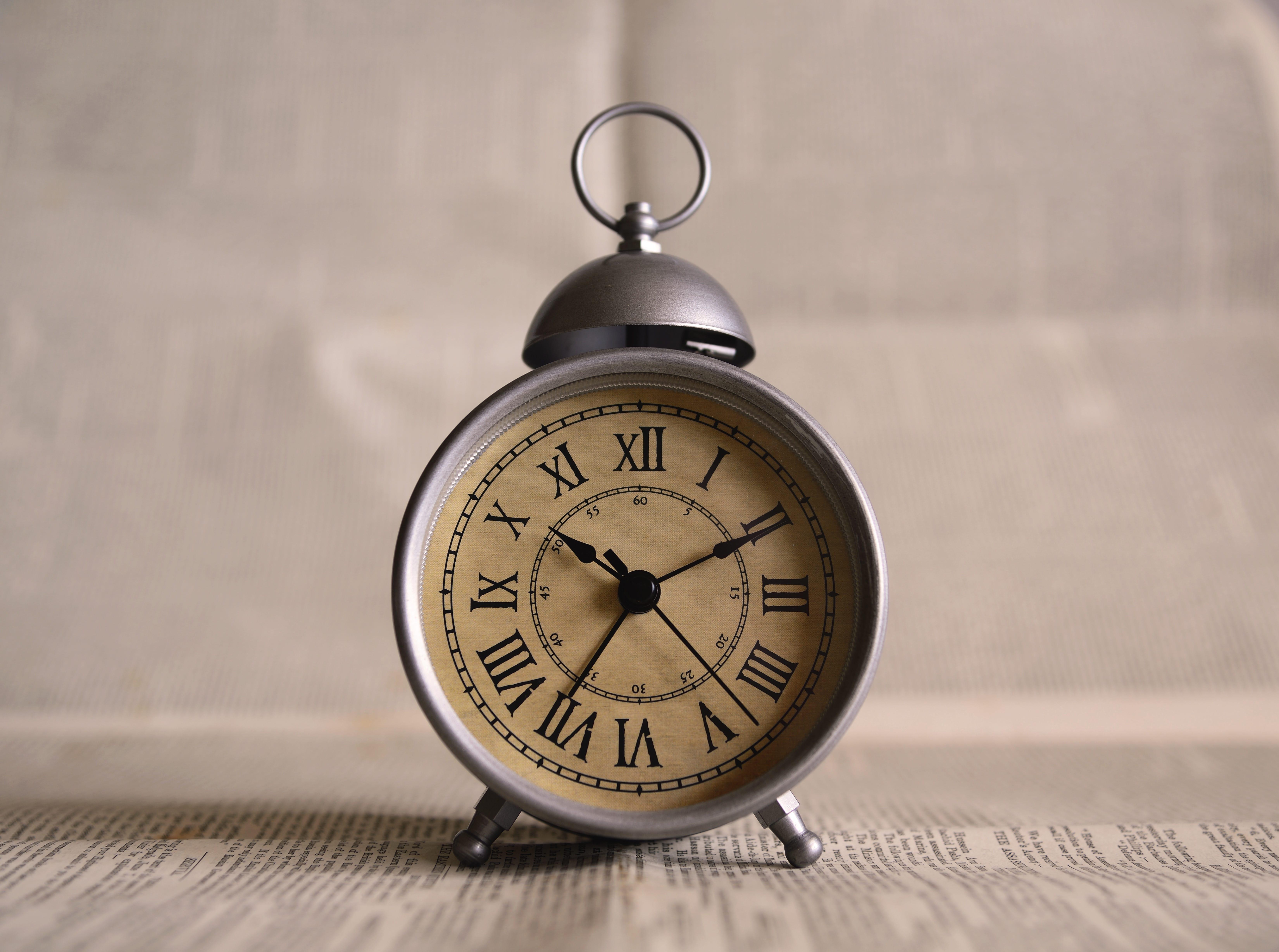 Vintage Alarm Clock | PNL – EMF Health Effects