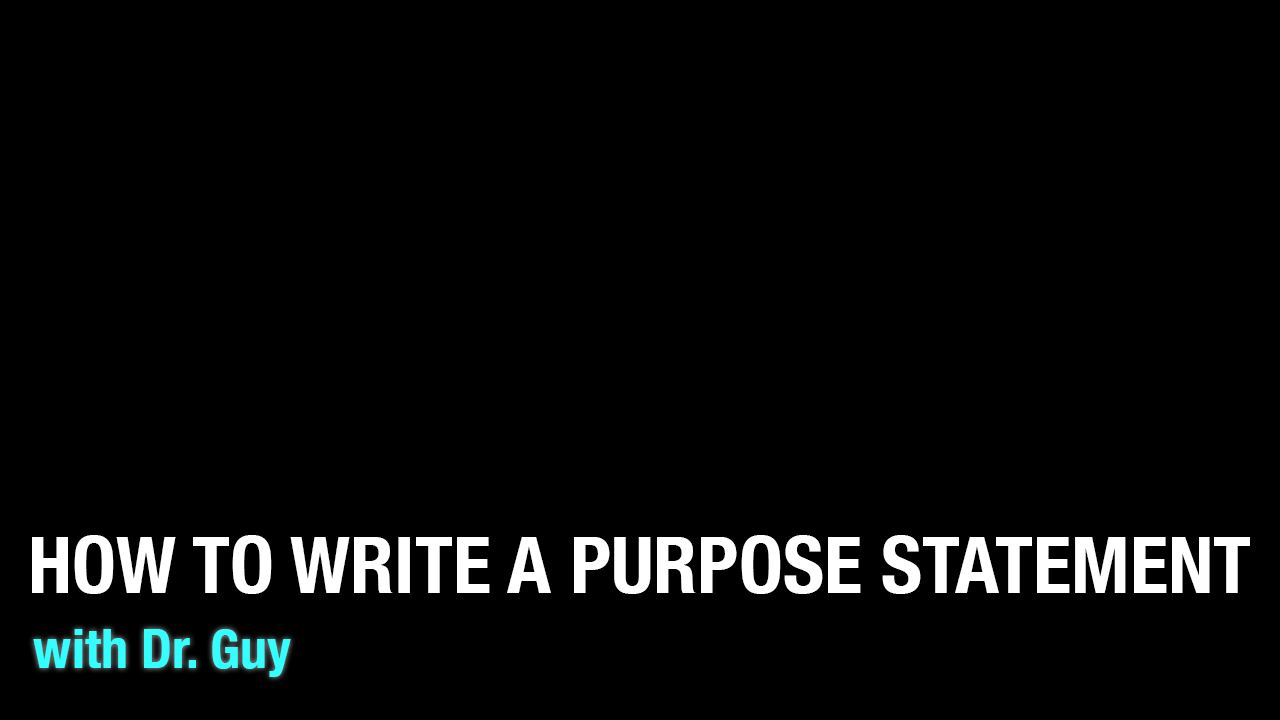 Dissertation proposal statement of purpose