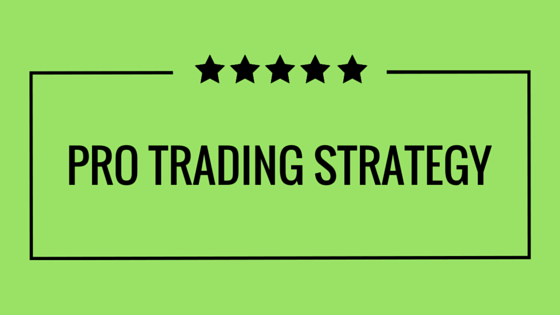 Professional forex trading strategies