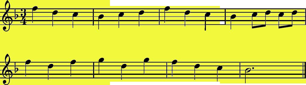 beginner flute sheet music pdf