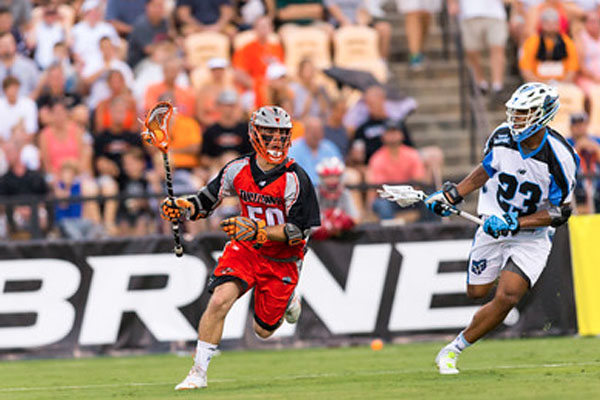 BTB  Lacrosse Coach Jesse Miller talks about Denver Outlaws Matt Kavanagh