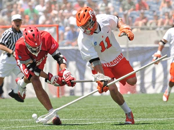 BTB  Lacrosse Coach Jesse Miller talks about Joel White of the Rochester Rattlers