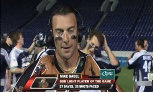 Mike Gabel of True Lacrosse and BTB Lax