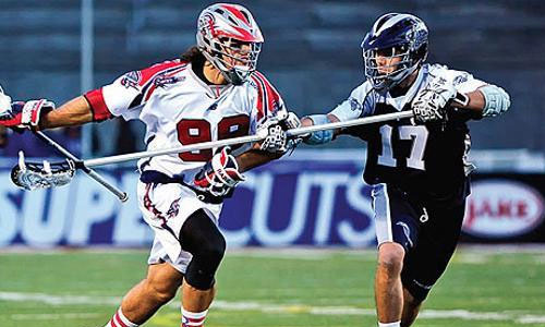 Jake Deane of True Lacrosse and BTB Lax