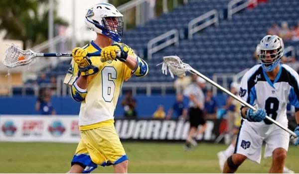 BTB  Lacrosse Coach Jesse Miller talks about Kiernan McArdle and the Florida Launch