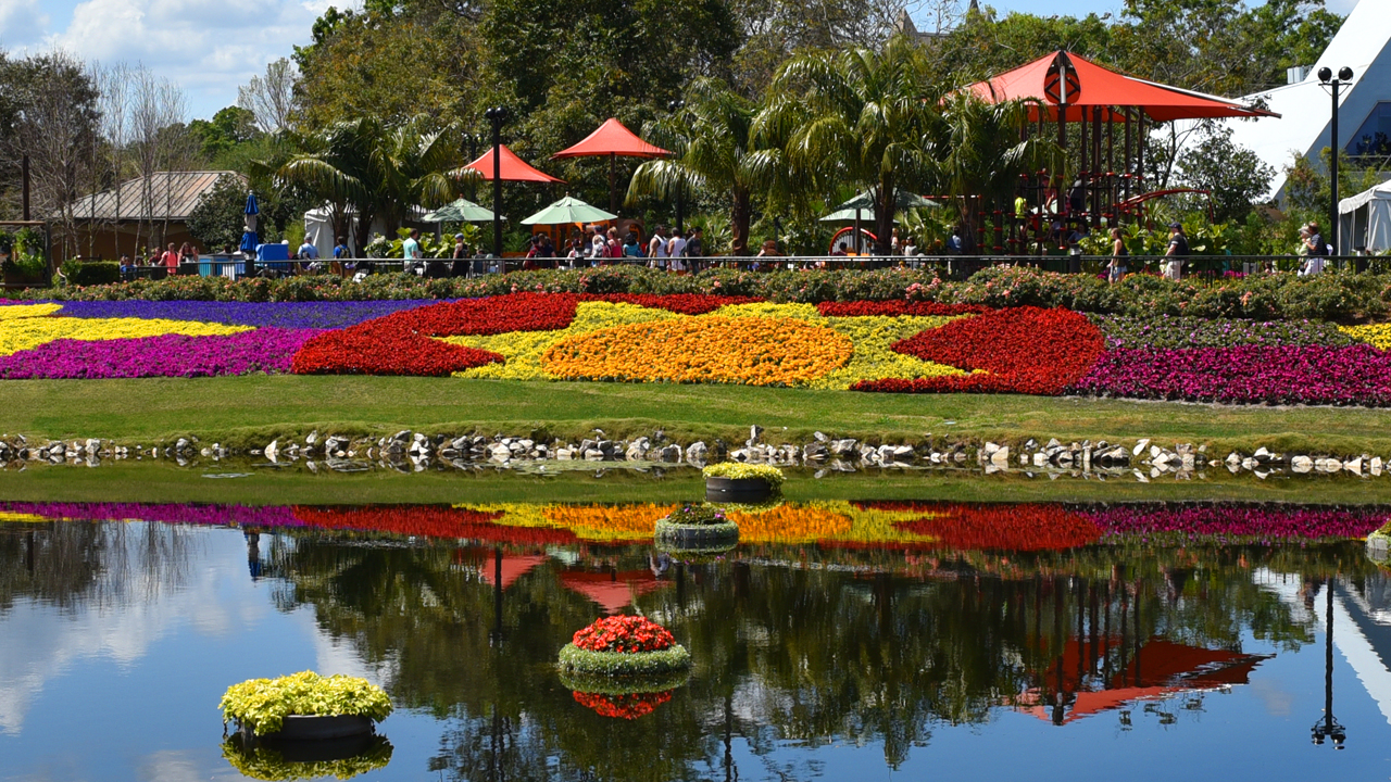 Epcot Flower and Garden Festival at Disney World