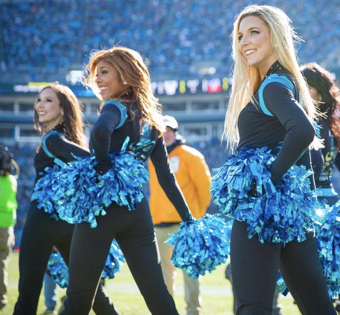 Panthers cheerleaders Nude Photos 21
