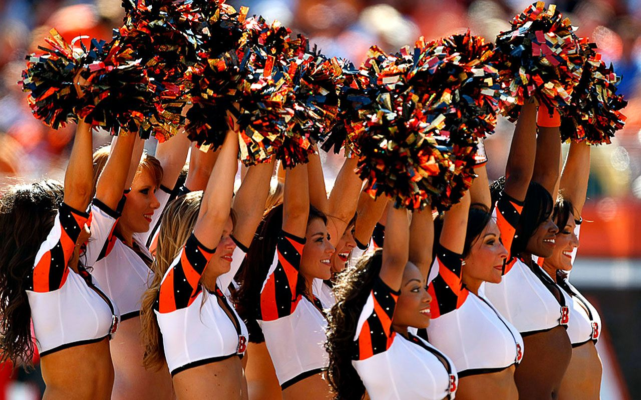 How To Audition For The 2017 NFL Cincinnati Ben Gals Cheerleading Dance Team