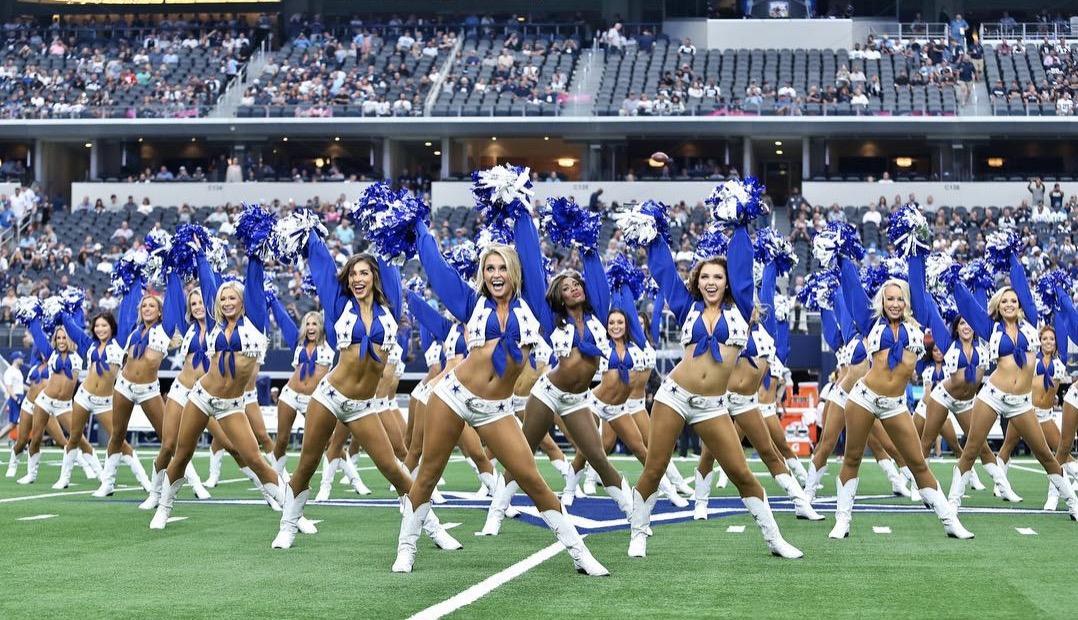 dallas cowboy cheerleaders 2020