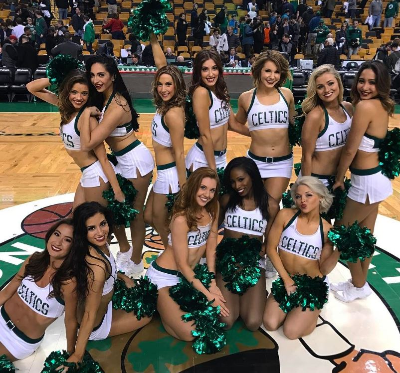 How To Audition For The 2017 NBA Boston Celtics Dancers