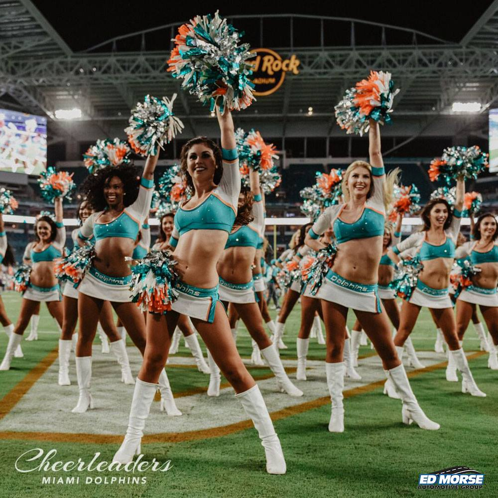 f321d5c41 2018 Miami Dolphins Cheerleading Team Auditions Info