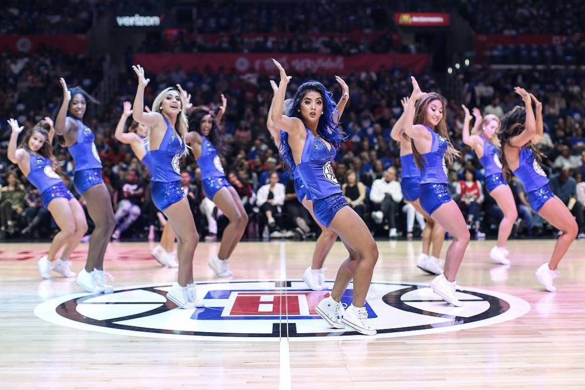 best service 20eff fe169 2018 Los Angeles Clippers Spirit Dancers Auditions Info