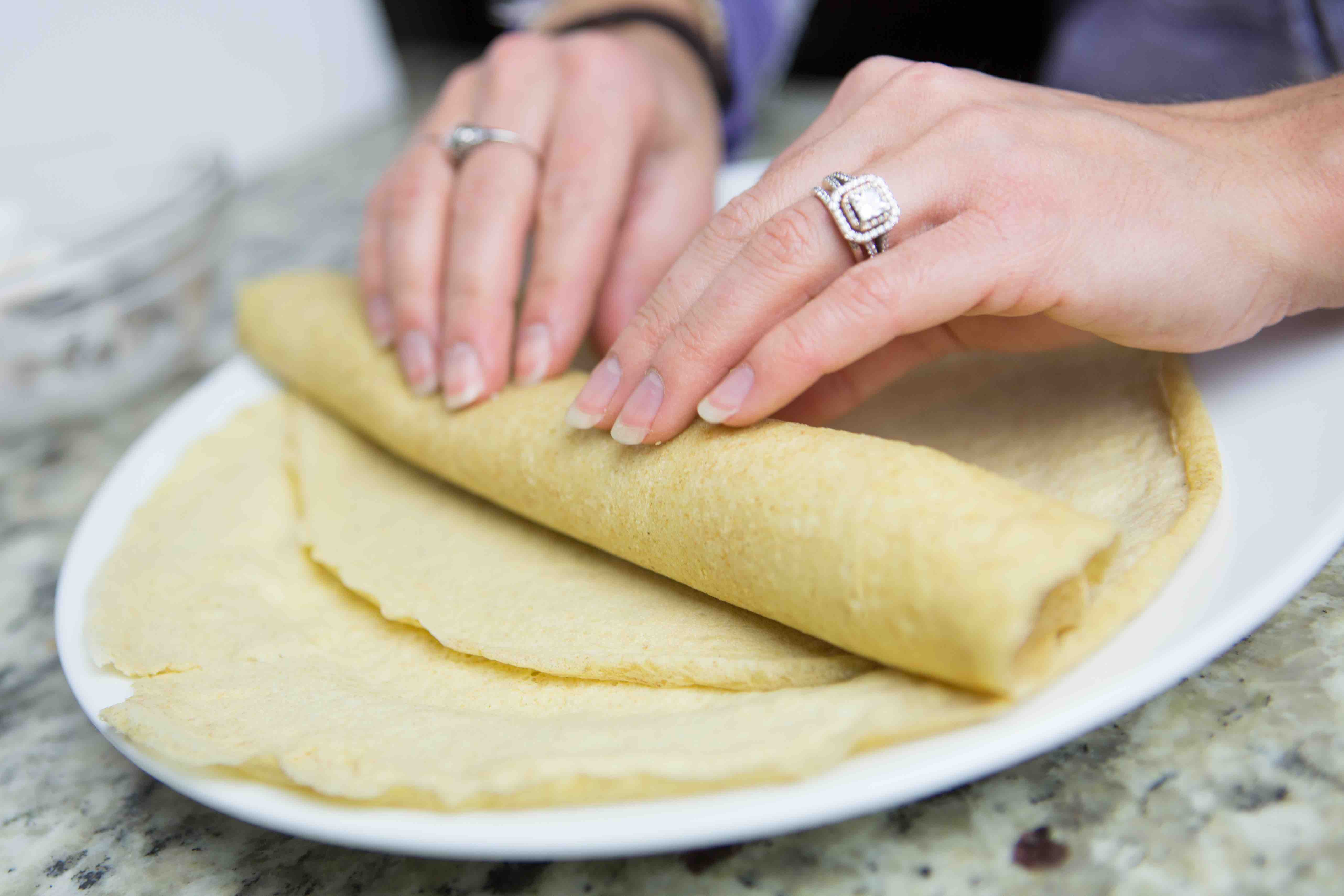 rolling crapes