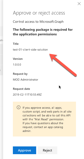 Consider Avoiding Declarative Permissions with Azure AD Services in