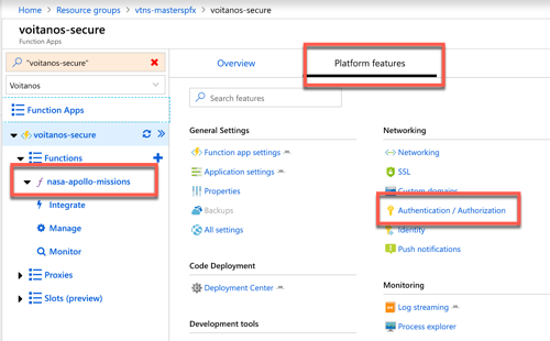 Securing an Azure Function App with Azure AD - Works with