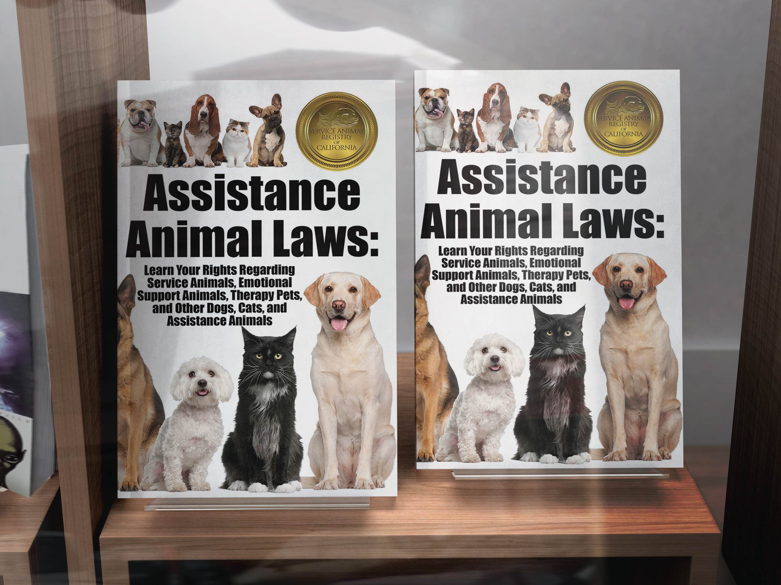 Although certification of a service animal is not required why do assistance animal laws learn your rights regarding service animals emotional support animals therapy pets and other dogs cats and assistance animals xflitez Images