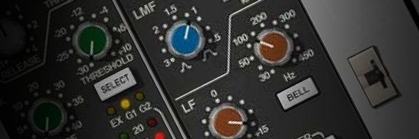 TOP-5 UAD Channel Strip plugins