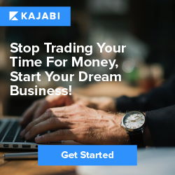 Get Kajabi Discount via Webinar