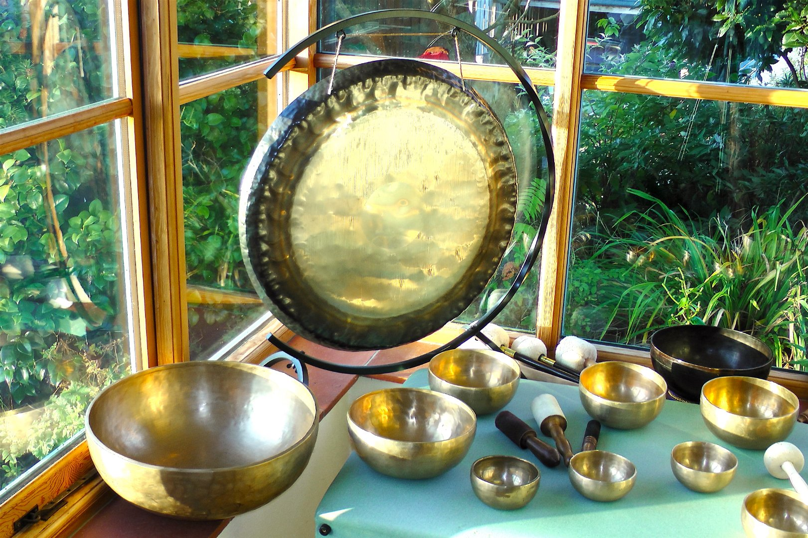 The Sound Healing Academy - Gongs