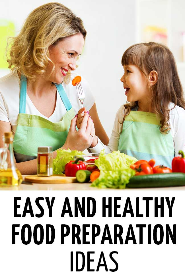 Mother and daughter preparing a healthy meal #mealplanning #mealpreparation #healthymeals #foodpreparation #healthyfood