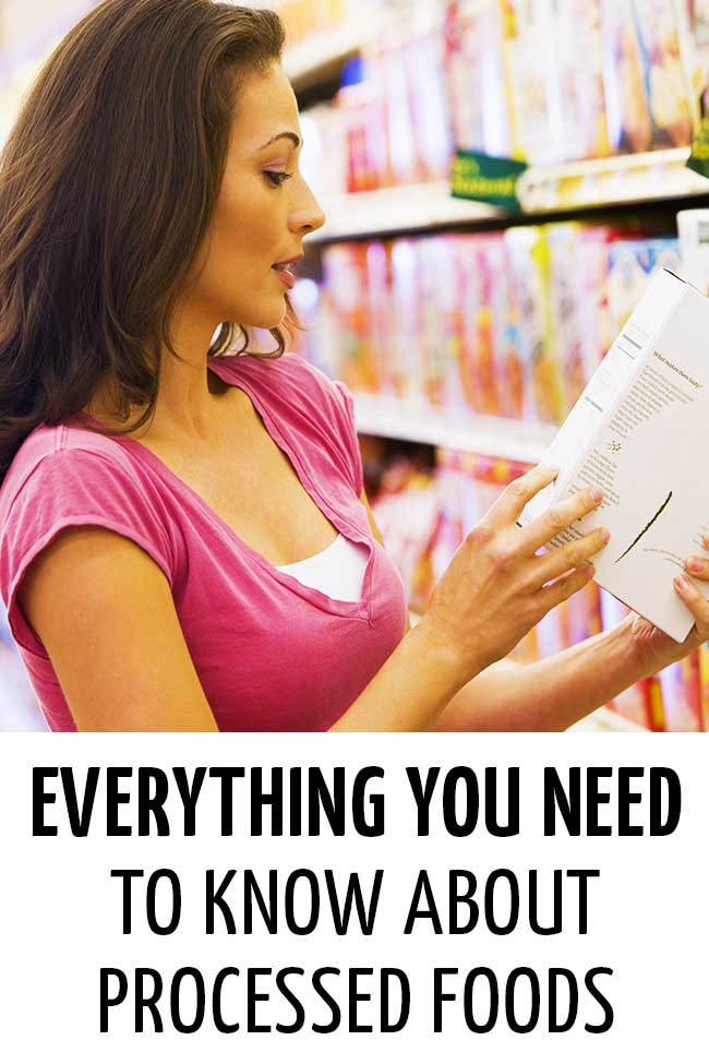 Woman inspecting the label carefully #processedfood #packagedfood #readinglabels #understandinglables #healthyeating #healthymeals