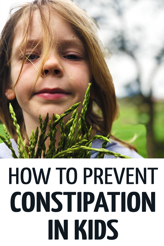 CONSTIPATION AND NATURAL STOOL SOFTENERS FOR TODDLERS AND KIDS