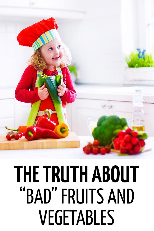 Little girl holding a vegetable and helping cook a healthy dinner with lots of vegetables #badfruits #badvegetables #healthyfoods #healthyeating #healthymeals #healthyoptions #drinkingwater #parenting #positiveparenting #healthykids #parenting #parentingtoddler