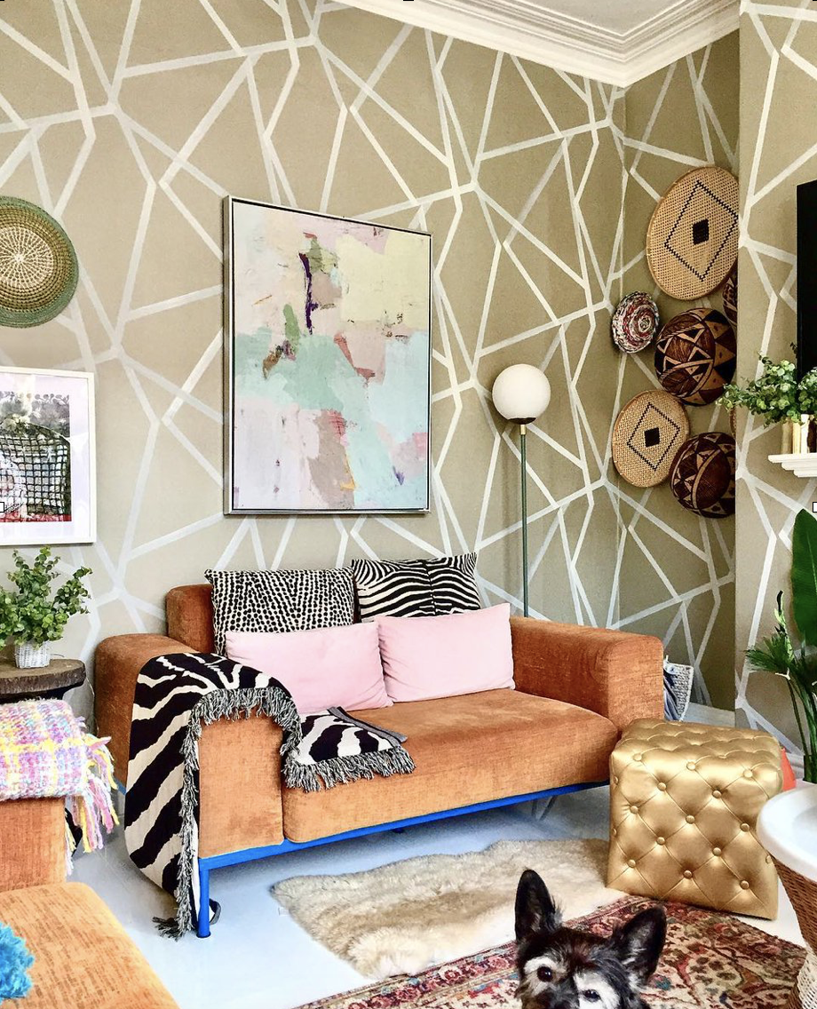 Why Terrazzo and Memphis Style Are the Latest in Home Decor