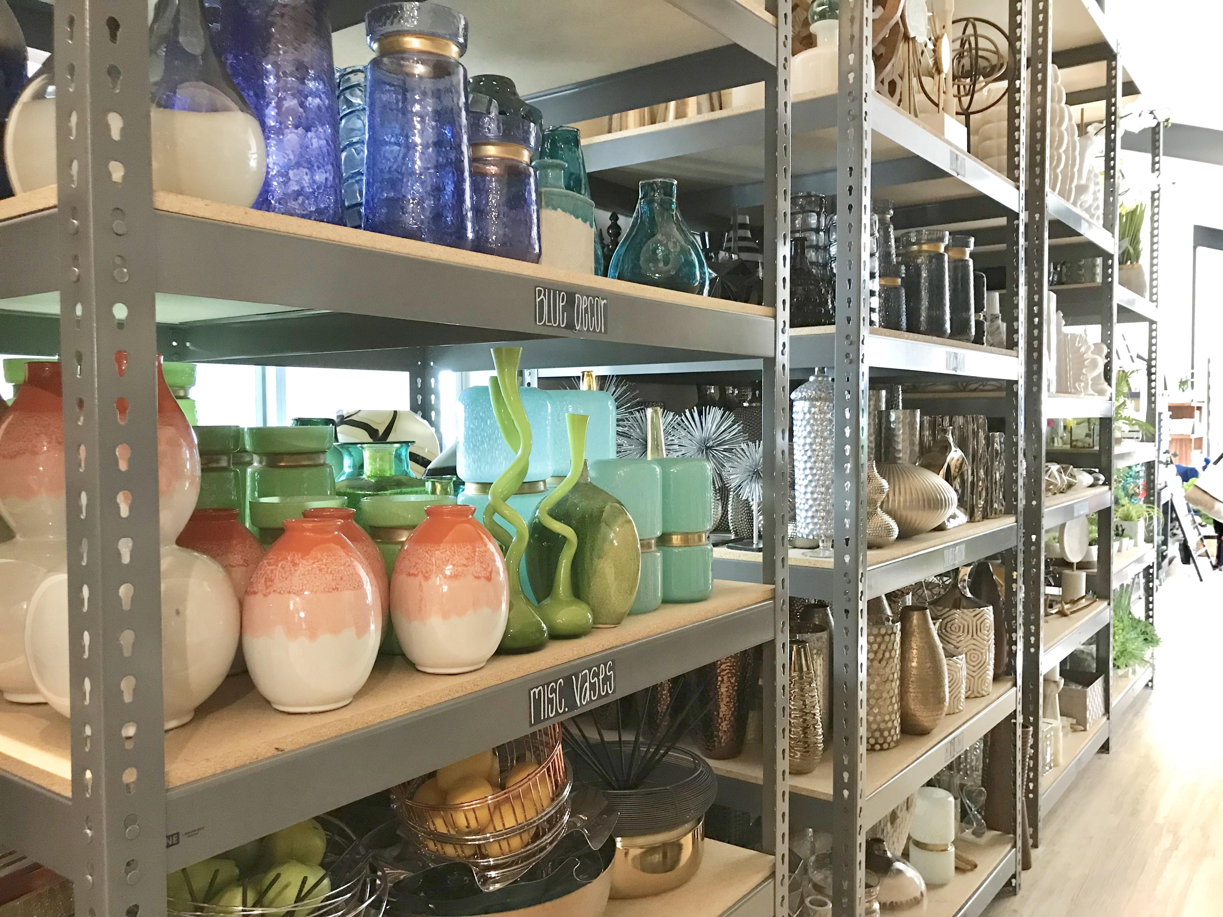Home Staging Warehouse Tour - Elite Austin