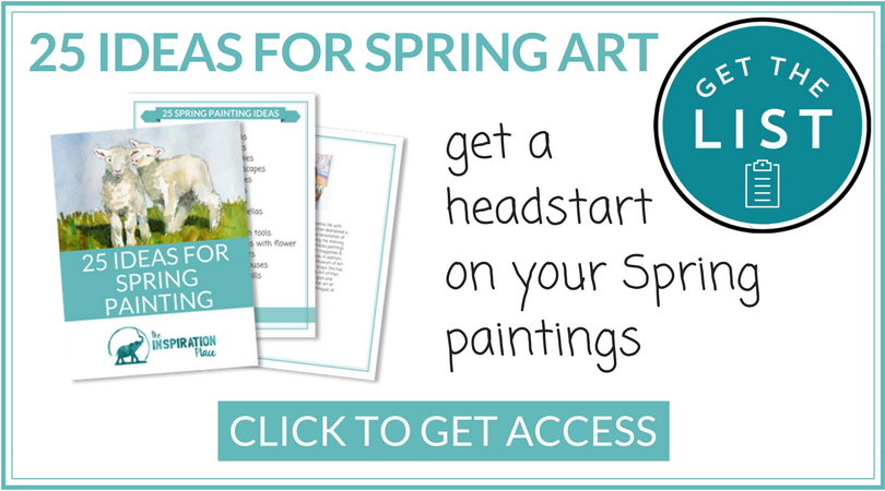 25 Ideas For Spring Painting