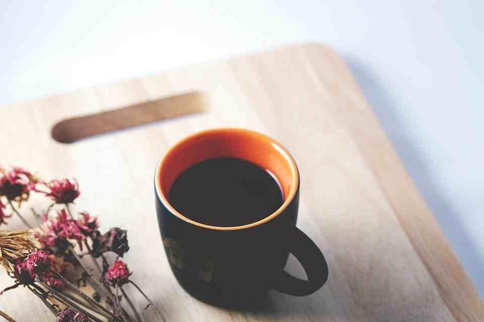 coffee has circadian consequences