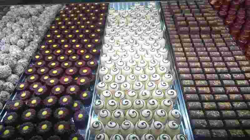 bonbons which combine sugar and fat and are naturally more addictive