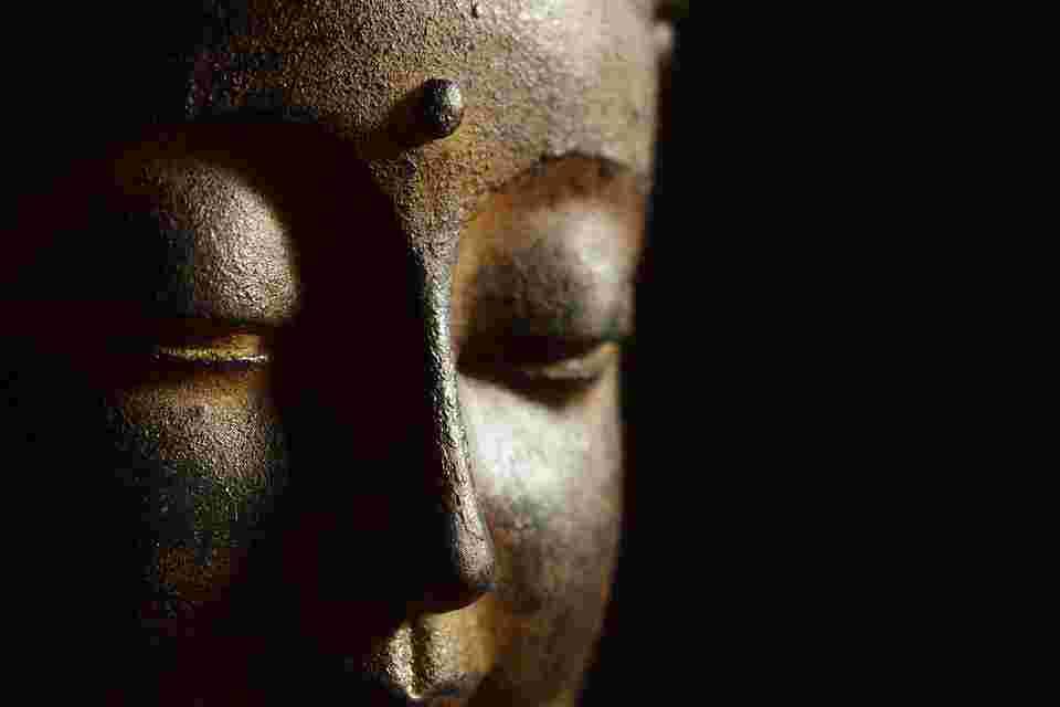 buddha and mindfulness to increase self control