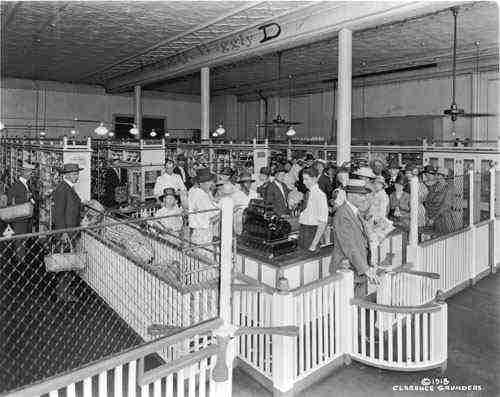 the first supermarket in the United States