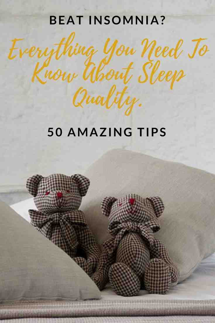 50 most remarkable sleep tips cover photo