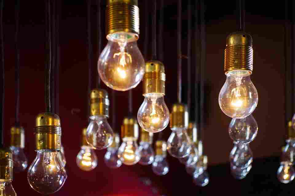 traditional incandescent bulbs