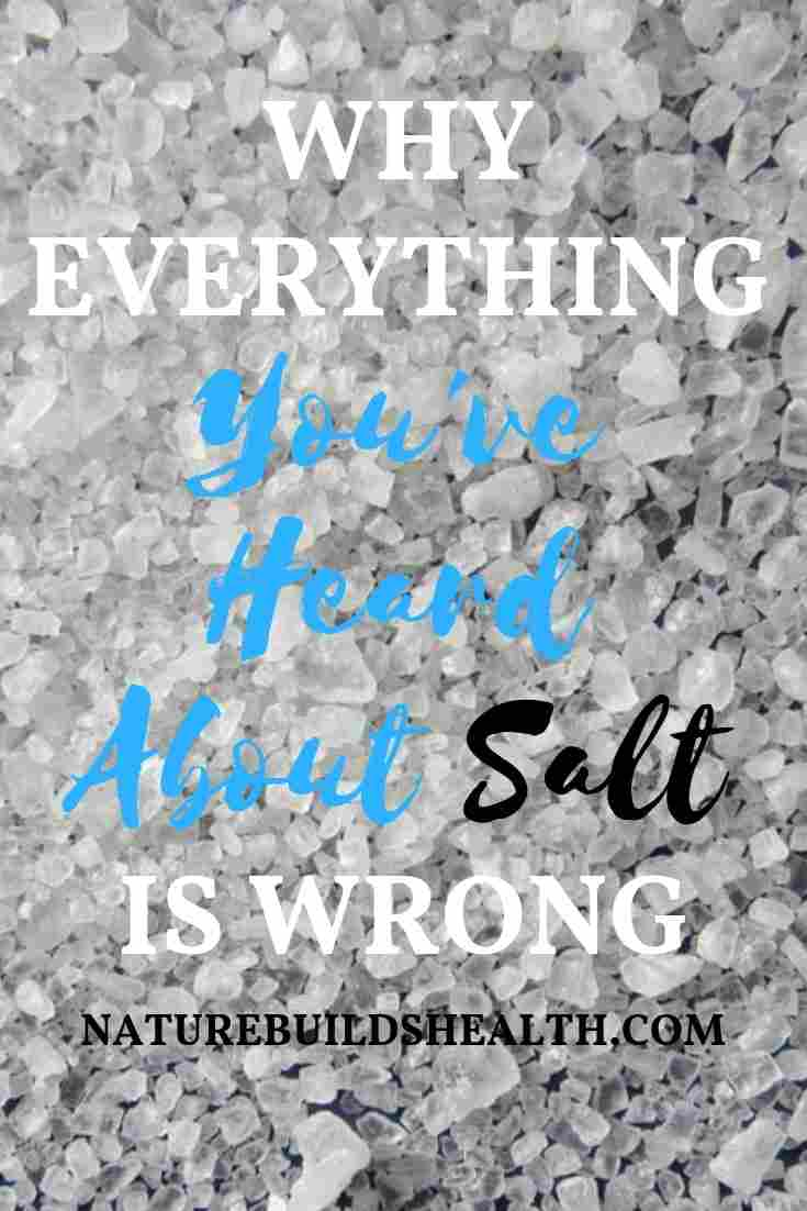 cover photo for this blog post on salt and sodium