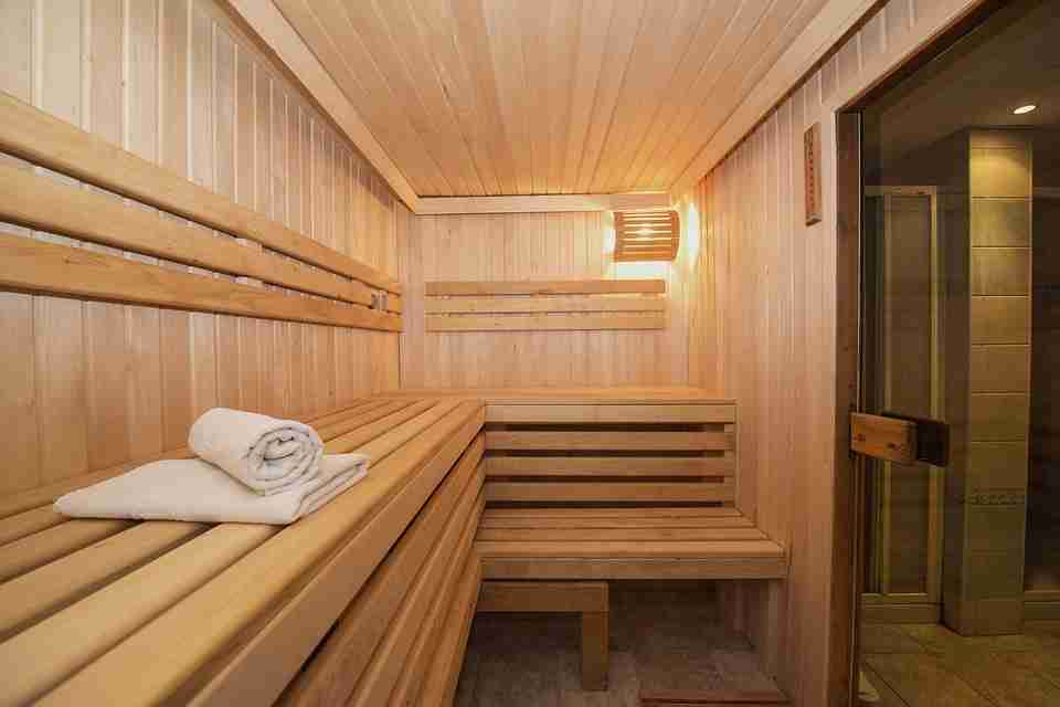 infrared saunas for relaxation