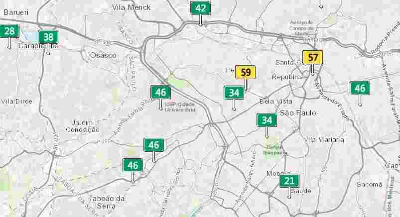 air quality index in sao paolo