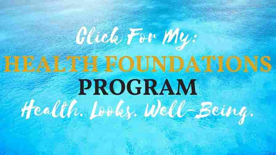 health foundations program