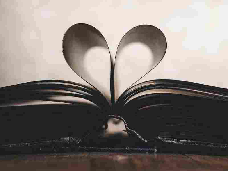 a book that displays a heart as interpretation, which ties in with CBT
