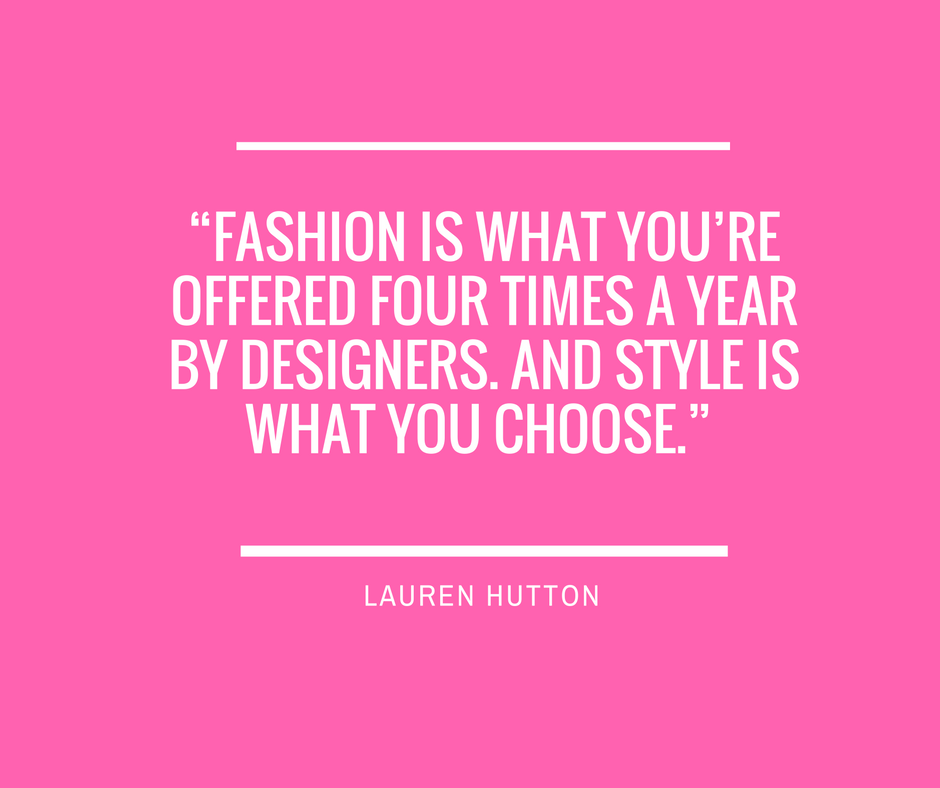 Fashion Design Blog For Students