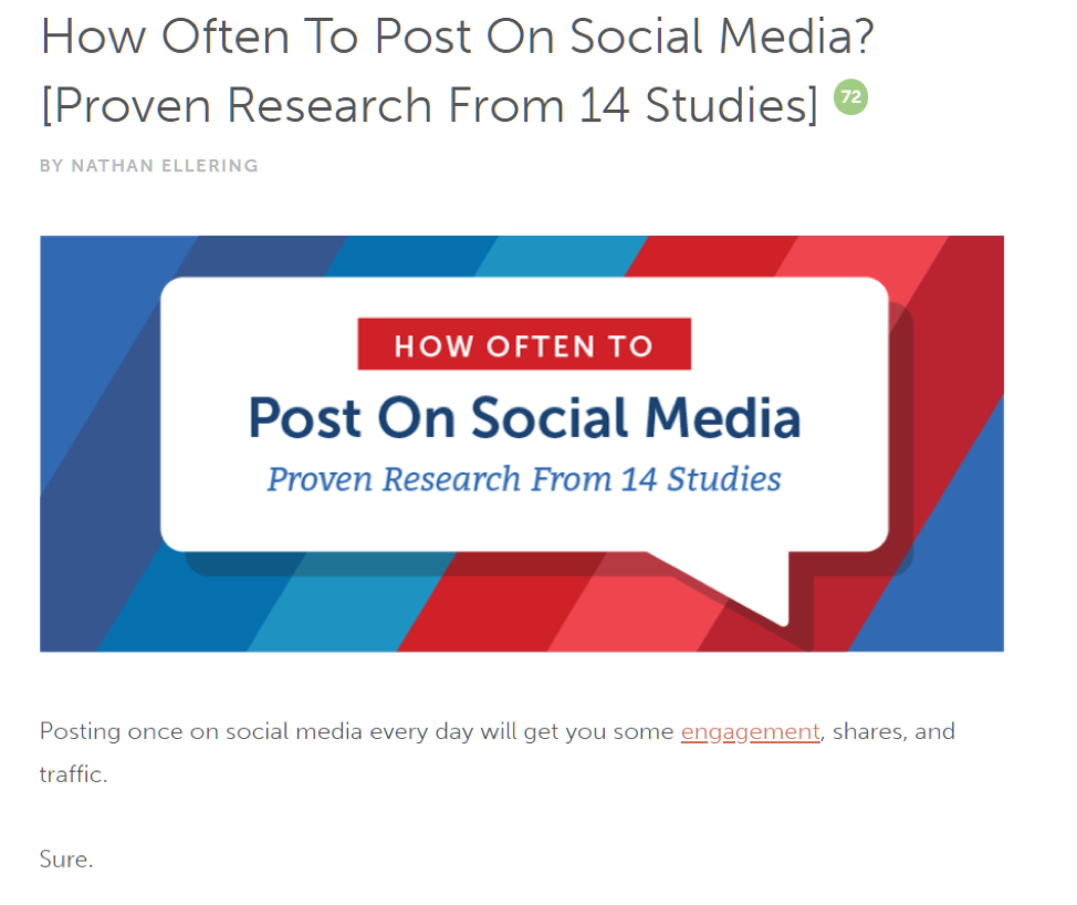 Most Blog Posts These Days Are Pretty >> 50 Blog Post Ideas That Are Quick And Easy