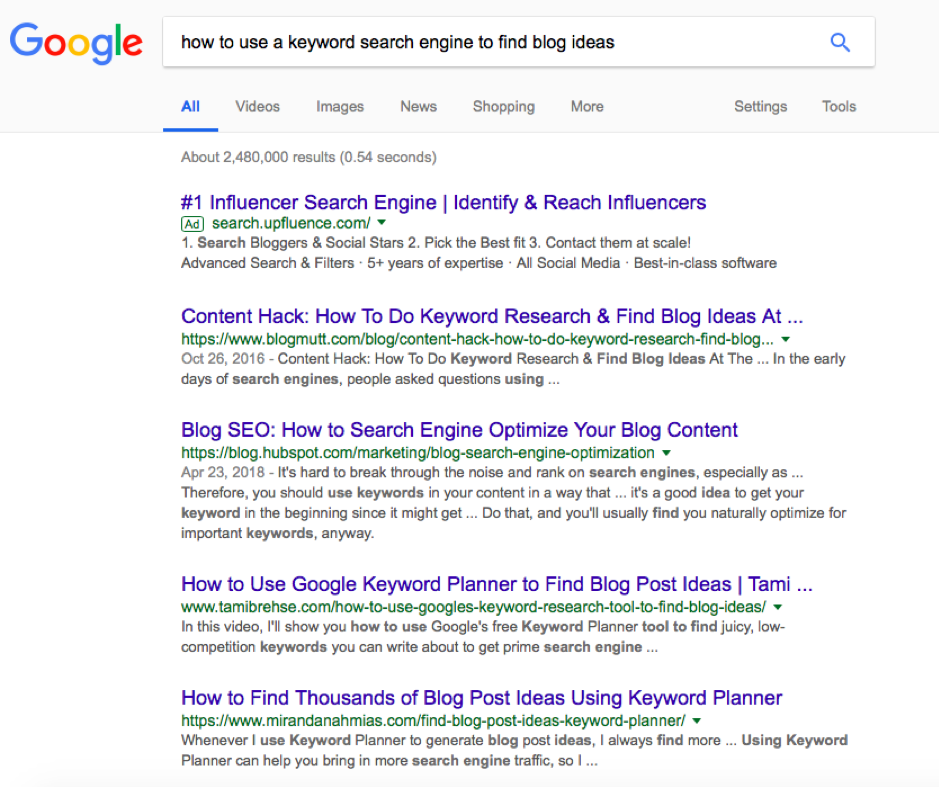 Where to Find Blog Content Ideas: 11 Places You Never