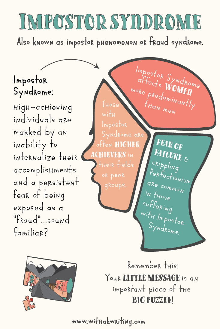 Impostor Syndrome: The Challenge