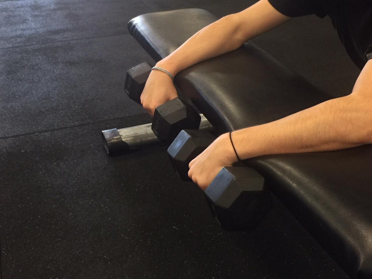 wrist extension