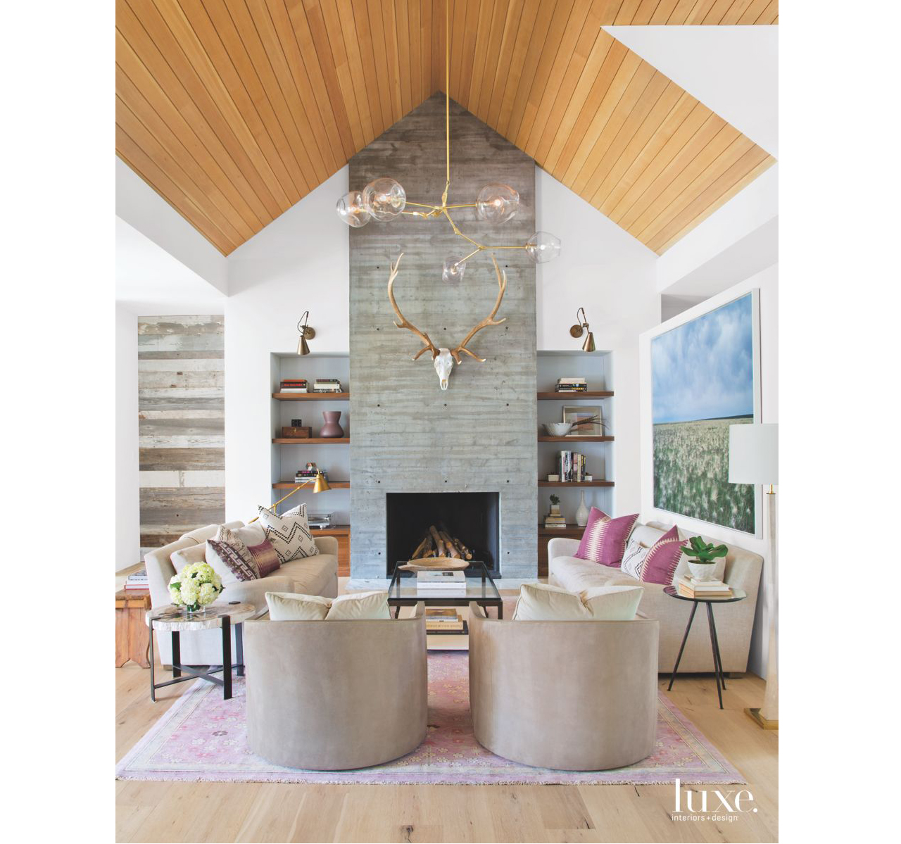 Every Well Designed Space Needs A Focal Point Here Are 10 Ideas